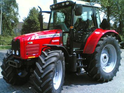 massey ferguson tractors photograph