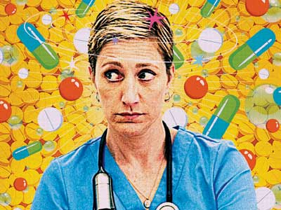 NURSE JACKIE: Health Care and Cinema | pauseliveaction