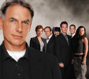 Mark Harmon and the NCIS cast