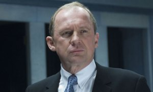 Harry (Peter Firth), the rightful star of the final season