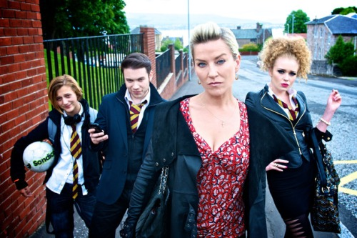 barry family waterloo road