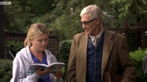 chrissie paul o'grady holby city