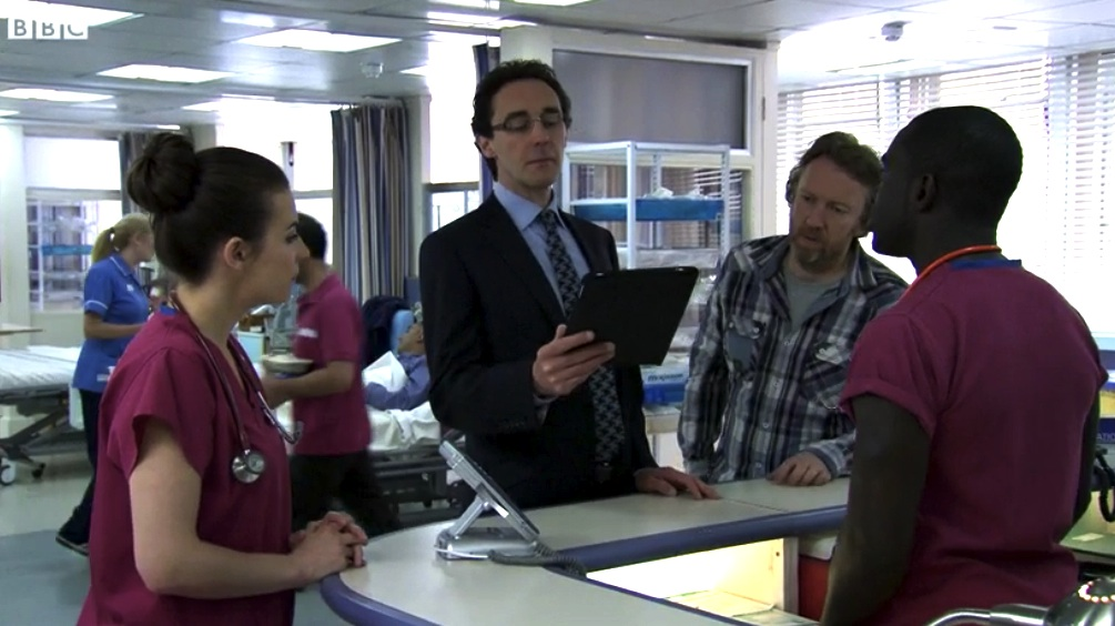 holby city jac and jonny first meet