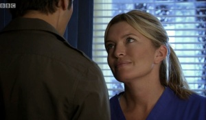 chrissie holby city