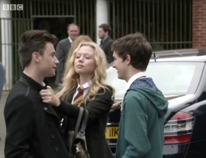 connor gabriella kevin waterloo road