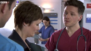 serena dominic holby city