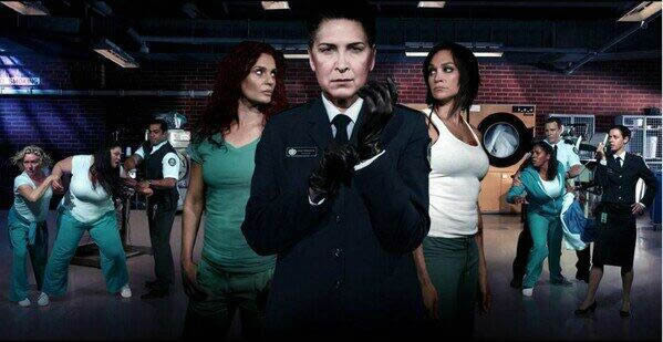 My name is joan ferguson but you can call me governor