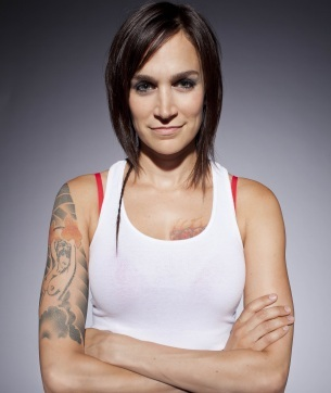 Nicole da Silva as Franky Doyle on Wentworth