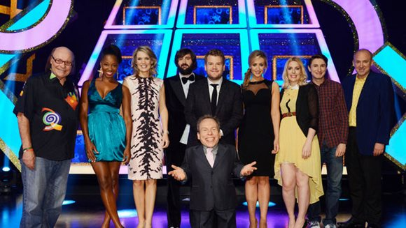 Celebrity Name Game (TV Series 2014– ) - Full Cast & Crew ...