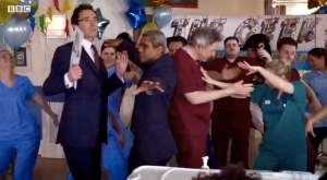 holby city dance