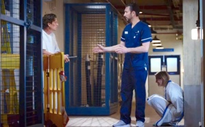 fletch holby city