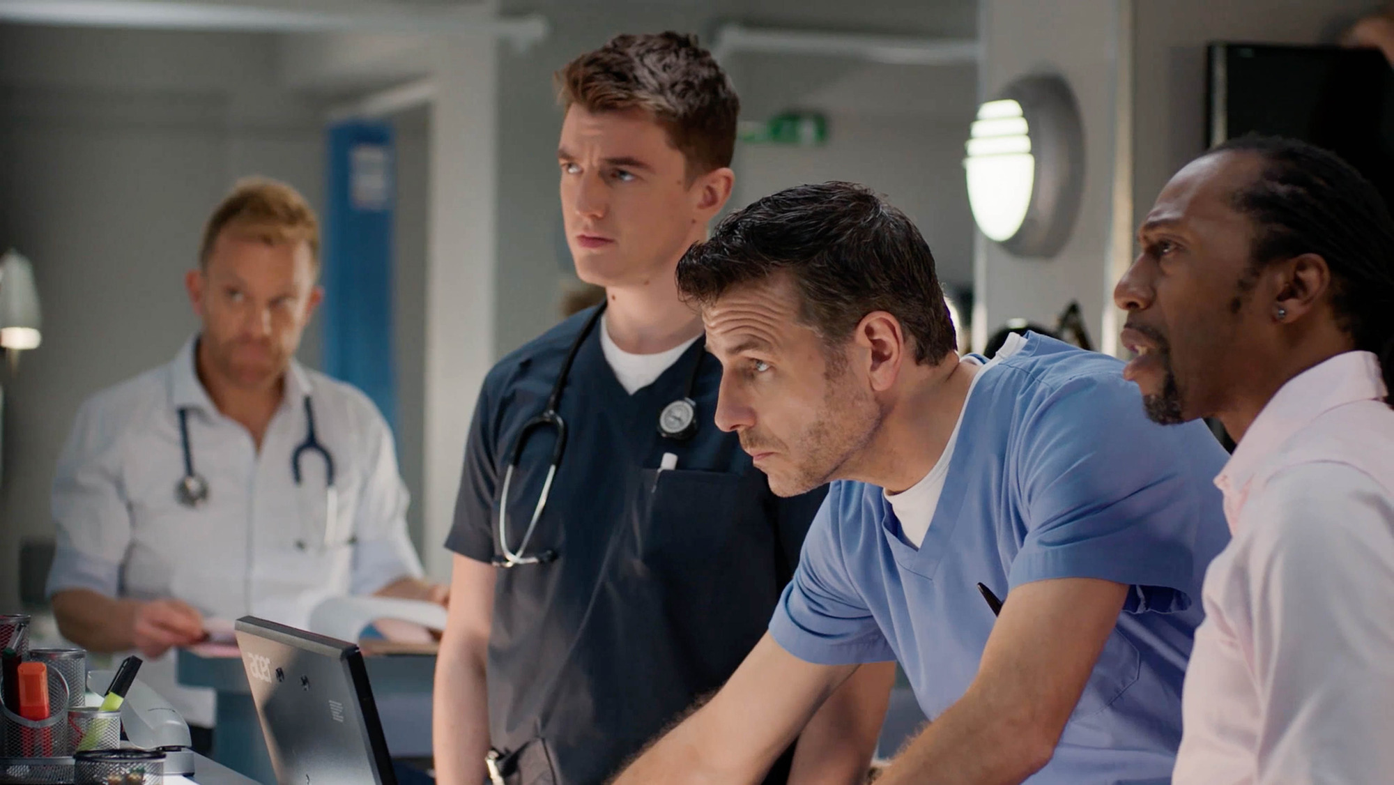 Casualty - Series 34 - EP32